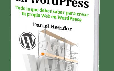 Lanzamiento GuiaBurros: Crear una web en WordPress