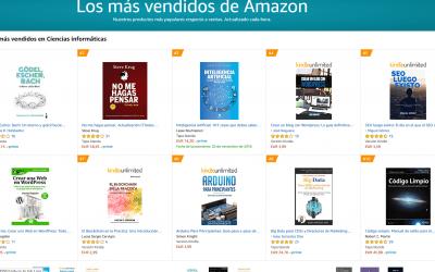 El GuíaBurros: Crear una tienda web en wordpress, de Daniel Regidor, mantiene su éxito inicial