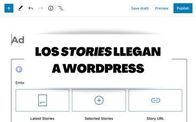 Google lanza un plugin de WordPress para incrustar stories